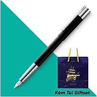 Bút Bi Nước Lamy Scala B&J Kèm Túi Giftset '' Sự Nghiệp Vững Vàng - Vươn Xa Biển Lớn '' Cao Cấp