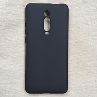 Ốp Lưng Dẻo Cho Xiaomi Redmi K20/K20 Pro (Đen) chống bám bẩn, chống bám vân tay - Hàng nhập khẩu