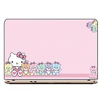 Miếng Dán Skin Decal Dành Cho Laptop - Hello Kitty
