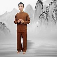 quần áo đi chùa cho nam
