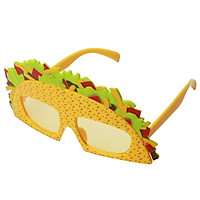 Sandwich Funny Glasses Novelty Party Sunglasses Costume Props Kids Adults