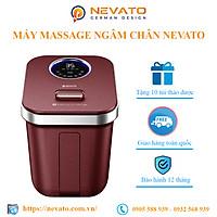 Máy Massage Chân Thải Độc Cơ Thể NVF605