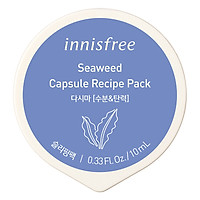 Mặt Nạ Ngủ Dạng Hủ Từ Rong Biển Innisfree Capsule Recipe Pack Sea Weed (10ml) - 131171942