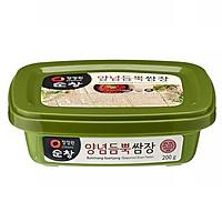 Tương đậu Daesang cao cấp Hàn Quốc (Asobu - hộp 200g)