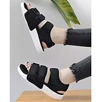 Giày sandal Vento nữ quai dù thể thao NV1019