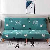 Bộ Vỏ Bọc Sofa Giường MARYTEXCO Họa Tiết Dễ Thương Mềm Mát Mịn Thích Hợp Cho Mùa Hè cho sofa bed/ sopha giường KHÔNG TAY VỊN vải nỉ/ da giúp biến đổi diện mạo sofa cũ - Tặng kèm 1 vỏ gối freesize