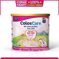 Bột ăn dặm tốt cho bé Nutricare Coloscare Gạo sữa, sữa non IgG 24h (200g)