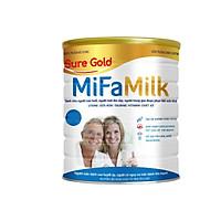 2 Hộp Sữa dinh dưỡng MIFAMILK SURE GOLD 400g