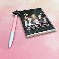 Sổ Tay - Bút Black Pink