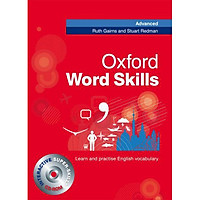 Oxford Word Skills Advanced : Student's Pack (Book and CD-ROM)