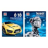 Combo Bộ Sách Thế Nào Và Tại Sao: Robot + Ô Tô (2 Cuốn)