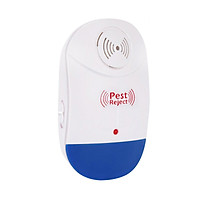 4 Pack Upgrade Pest Repeller Plug-in Pest Control Reject Anti Mice, Mosquitos, Insects, Bugs, Ants, Spiders, Roaches,