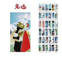 Hộp ảnh bookmark in hình game SKY CHILDREN OF THE LIGHT 36 tấm mẫu mới