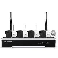 Bộ Kit camera IP Wifi HIKVISION NK42W0 - Hàng Chính Hãng