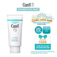 Gel Tẩy Trang Cấp Ẩm Chuyên Sâu Curel Intensive Moisture Care Makeup Cleansing Gel (130g)