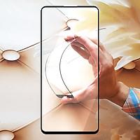 Miếng kính cường lực cho Xiaomi Redmi K30 Pro, Redmi K30i Full màn hình - Đen