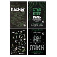 Bộ sách Thế giới Hacker và An toàn thông tin mạng