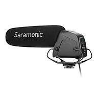 Micro thu âm gắn máy Saramonic SR-VM4 hàng chính hãng.