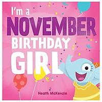 I'm a November Birthday Girl