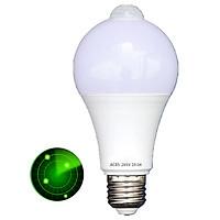 Bóng đèn led Cảm biển chuyển động Thân nhiệt Thiết kế cho thị trường VN Siêu Nhạy 9W, Siêu Tiết Kiệm Độ sáng cao