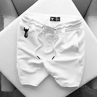 Quần Đùi Nam Chất Vải Cotton Thoáng Mát,Quần Short Nam 5 Màu Form Dáng Cực Đẹp