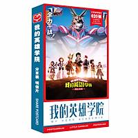 Bộ Postcard Boku no hero academia mẫu 620 ảnh (2 mẫu) anime