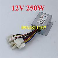 IC điều tốc 12V 250W motor có chổi than