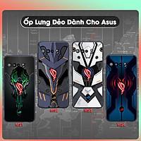 Ốp lưng Dẻo dành cho điện thoại Asus ROG Phone 5  In Hình Mẫu Công Nghệ Limited- Hàng Chính Hãng