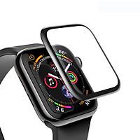 Kính cường lực Full viền 5 lớp chống trầy Baseus dùng cho Apple Watch (0.3 mm, 3D, 9H Full Coverage Tempered Glass)