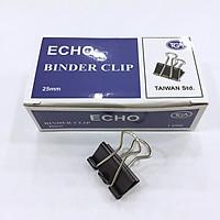 Combo 5 hộp kẹp bướm Echo 25mm