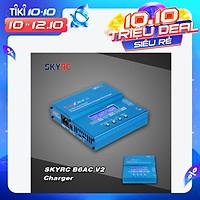 Sạc SkyRC Imax B6AC V2 (Li Po/ LiFe/ Liion/ NiMH/ NiCD) (Phích Cắm US) (50W) - Hàng Chính Hãng