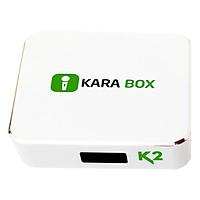 Android Tivi Box Kara Box K2 - Hàng Chính Hãng