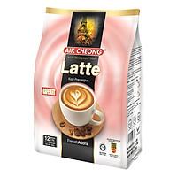 Cà Phê Latte Aik Cheong Latte Cafe Art (12 Gói x 25g)