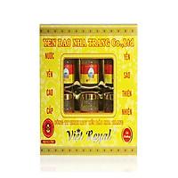 Hộp 6 hủ Yến Đảo Nha Trang Viet Royal