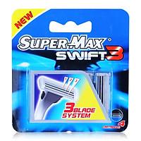 HỘP DAO THAY ĐẦU LƯỠI SUPERMAX SWIFT3 (NHẬP KHẨU ẤN ĐỘ  -  AT281)