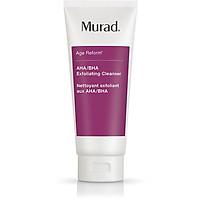 Sữa rửa mặt & tẩy tế bào chết Murad AHA/BHA Exfoliating Cleanser