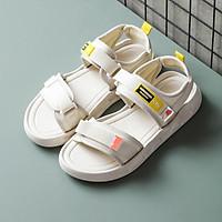Dép sandal  đi học đế cao su mềm Thể thao cho bé Gái từ 6- 18 tuổi size 33-38 mẫu  mới hót nhất 2021  mã S09