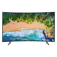 Smart Tivi Màn Hình Cong Samsung 55 inch UHD 4K UA55NU7300KXXV - Hàng Chính Hãng