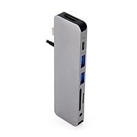 Cổng chuyển Hyperdrive SOLO 7 in 1 USB-C Hub cho MacBook và PC - GN21D - Hàng Chính Hãng