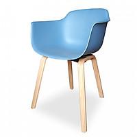 Ghế nhựa chân gỗ CLIDE