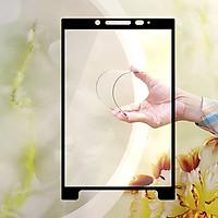 Miếng kính cường lực cho Blackberry Key Two Full màn hình - Đen