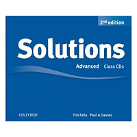 Solutions (2E) Advanced Class Audio CDs (3 Discs)