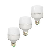 3 Bóng đèn Led bup trụ 15w bulb siêu sáng tiết kiệm điện kín chống nước Posson LC-H15x