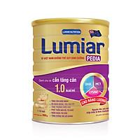 Sữa bột Lumiar Pedia 900g - sản phẩm dành cho trẻ cần tăng cân với DHA, MCT, LYSINE cao năng lượng