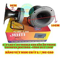 BỘ LOA BỔ SUNG TREBLE RỜI JBM TRÒN MẶT 10CM - GIÁ 1 CẶP - HÀNG CHÍNH HÃNG