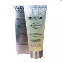 Sữa Rửa Mặt Sáng Da Bergamo Brightening Foaming Cleanser 150ml