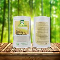 Gạo Tấm Thơm Home Rice - túi ép chân không 2kg - Dẻo, mềm, thơm cơm