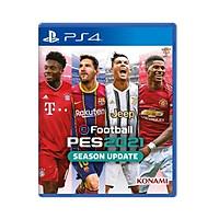 Đĩa Game PS4 Pes 2021 - Hàng Nhập Khẩu