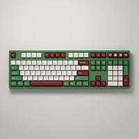 Bàn phím AKKO 3108 v2 DS Matcha Red Bean (AKKO V2) - Hàng chính hãng