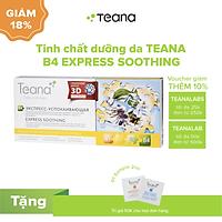 Tinh chất dưỡng da TEANA B4 Express-Soothing serum giúp làm dịu da, kháng viêm, giảm & ngừa mụn